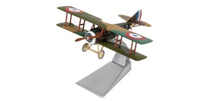 CORGI 1/48scale Spad XIII 'White 3' Pierre Marinovich Spa 94 Squadron 'The Reapers' French Air Force Youngest Ace  [No.CGAA37909]