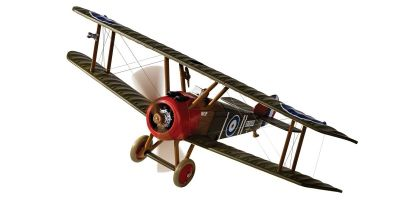 CORGI 1/48scale Sopwith Camel F.1 Wilfrid May April 21, 1918 Death of the Red Baron  [No.CGAA38110]