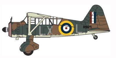 OXFORD 1/72scale Westland Lysander RAF R9125 225 Squadron  [No.OXAC101]