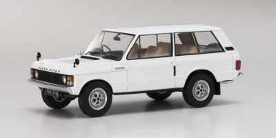 ALMOST REAL 1/43scale RANGE ROVER – 1970 – WHITE  [No.AL410102]