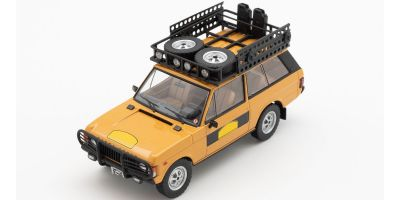 ALMOST REAL 1/43scale Range Rover Camel Trophy Sumatra 1981 (Yellow)  [No.AL410107]