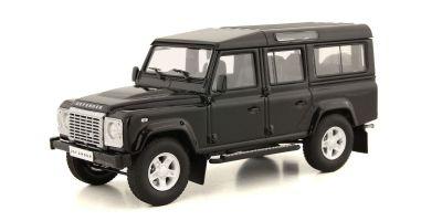 ALMOST REAL 1/43scale Land Rover Defender 110 (Black)  [No.AL410303]