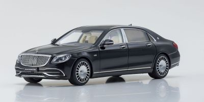 ALMOST REAL 1/43scale Mercedes Maybach S Class 2019 (Obsidian Black)  [No.AL420112]