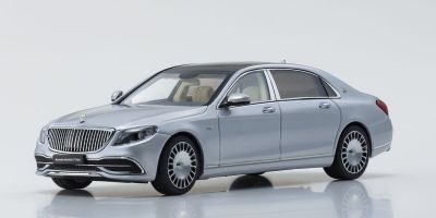 ALMOST REAL 1/43scale Mercedes Maybach S Class 2019 (Iridium Silver)  [No.AL420113]