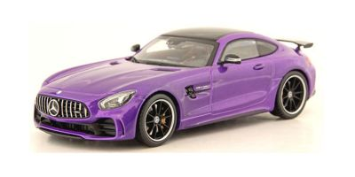 ALMOST REAL 1/43scale MERCEDES-AMG GT R – 2017 – SKY PURPLE  [No.AL420701]