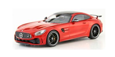 ALMOST REAL 1/43scale MERCEDES-AMG GT R – 2017 – METAL RED  [No.AL420703]