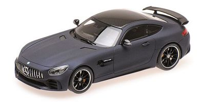 ALMOST REAL 1/43scale Mercedes AMG GT R (Leather Mat Blue)  [No.AL420712]