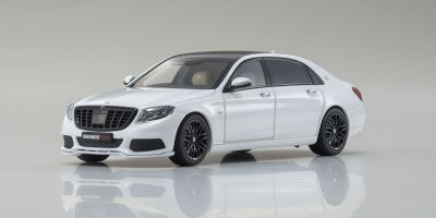 ALMOST REAL 1/43scale BRABUS 900 MERCEDES-MAYBACH S600-DIAMOND WHITE  [No.AL460101]