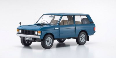 ALMOST REAL 1/18scale Range Rover 1970 (Blue)  [No.AL810101]