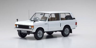 ALMOST REAL 1/18scale Range Rover 1970 (White)  [No.AL810102]