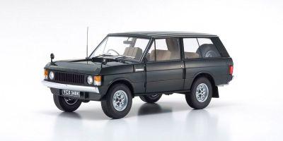 ALMOST REAL 1/18scale Land Rover Range Rover 1970 Green  [No.AL810104]