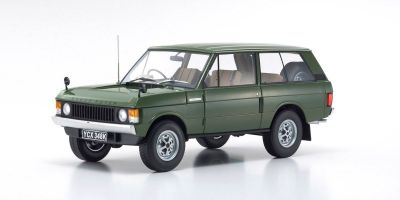 ALMOST REAL 1/18scale RANGE ROVER - 1970 - GREEN (LINCOLN GREEN)  [No.AL810105]