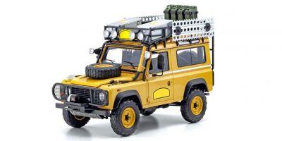 ALMOST REAL 1/18scale Land Rover DF90 Camel Trophy Borneo 1985  [No.AL810213]