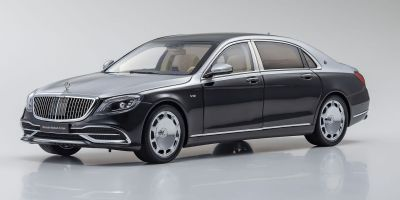 ALMOST REAL 1/18scale Mercedes Maybach S Class 2019 (Black/Silver)  [No.AL820106]