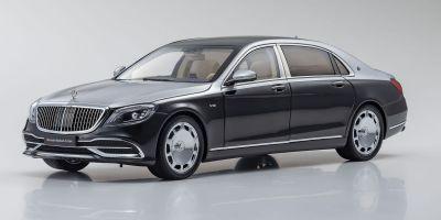 ALMOST REAL 1/18scale Mercedes Maybach S Class 2019 (Black/Silver)  [No.AL820106]