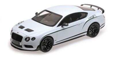 ALMOST REAL 1/18scale BENTLEY GT3-R – 2015 – WHITE  [No.AL830401]