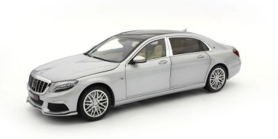ALMOST REAL 1/18scale  Brabus 900 Mercedes Maybach  S class silver  [No.AL860103]