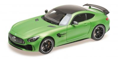 ALMOST REAL 1/18scale Mercedes AMG GT R (Green Hell Magno)  [No.AL820701]