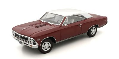 AMERICAN MUSCLE 1/18scale 1966 Chevrolet CHEVELLE SS Christmas ver  [No.AMM1041]