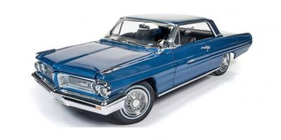 AMERICAN MUSCLE 1/18scale 1962 Pontiac Grand Prix (Blue/Interior: Black)  [No.AMM1122]