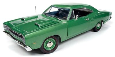 AMERICAN MUSCLE 1/18scale 1969 Dodge Super Bee (Hemmings Motor News) Green  [No.AMM1136]