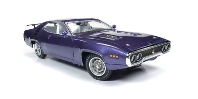 AMERICAN MUSCLE 1/18scale 1971 Plymouth Road Runner Hardtop (MCACN) Violet purple  [No.AMM1182]