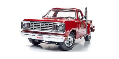 "AMERICAN MUSCLE 1/18scale 1978 Dodge Pickup ""L'il Red Express""  (Hemmings Muscle) Red  [No.AMM1194]"