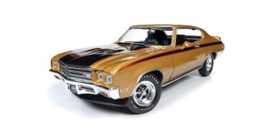 AMERICAN MUSCLE 1/18scale Buick GSX Hardtop 1971 (MCACN) Gold  [No.AMM1198]