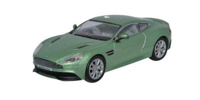 OXFORD 1/43scale Aston Martin van quiche coupe Apple Tree Green  [No.OXAMV001]