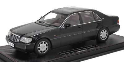 FRONTIART 1/18scale Mercedes-Benz S600 V222 (Black) limited 500pcs  [No.AS007-04]