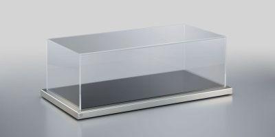 ATLANTIC CASE 1/12scale Dieppe Display Base (Black) & Case  [No.ATL10151]