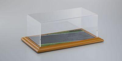 "ATLANTIC CASE 1/18-1/24scale ATLANTIC CASE Diorama Display Bases ""COUNTRY ROAD""  [No.ATL30104]"