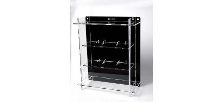 ATLANTIC CASE 1/18scale Assembled multi-case 1/18 scale 3cars (3 shelves)  [No.ATL40012]