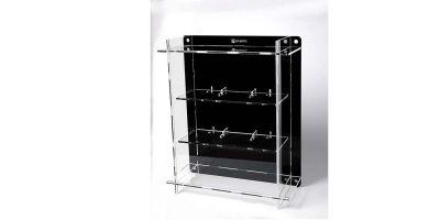 ATLANTIC CASE 1/18scale Assembled multi-case 1/18 scale 2cars (2 shelves)  [No.ATL40011]