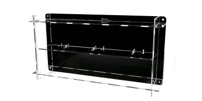 ATLANTIC CASE Assembled multi-case 1 / 24-1 / 43 scale wide (2 shelves / horizontally long)  [No.ATL40056]