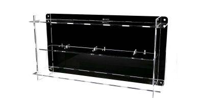 ATLANTIC CASE Assembled multi-case 1 / 24-1 / 43 scale wide (2 shelves / horizontally long)  [No.ATL40056]
