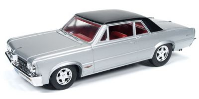 AMERICAN MUSCLE 1/24scale 1964 Pontiac GTO (Silver)  [No.AW24007]