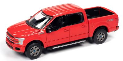 AUTO WORLD 1/64scale 2018 Ford F-150 Lace Red  [No.AW64262B1R]