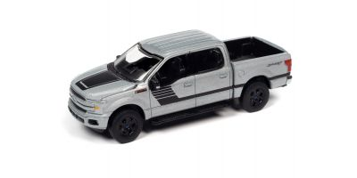 AUTO WORLD 1/64scale 2019 Ford F-150 XLT Sport Silver  [No.AW64282A2SV]