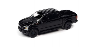 AUTO WORLD 1/64scale 2019 Ford F-150 XLT Sport Black  [No.AW64282B2BK]