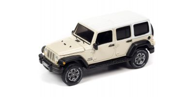 AUTO WORLD 1/64scale 2018 Jeep Wrangler JK Unlimited Sport White  [No.AW64282B6W]