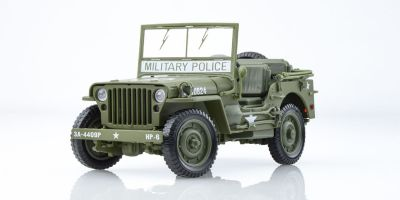 AMERICAN MUSCLE 1/18scale Jeep WILLY 1941 Army (Olive Dove)  [No.AWML002OV]