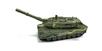 AMERICAN MUSCLE 1/40scale Leopard 2 TANK (Woodland / Desert) ※ Khaki  [No.AWML004A]