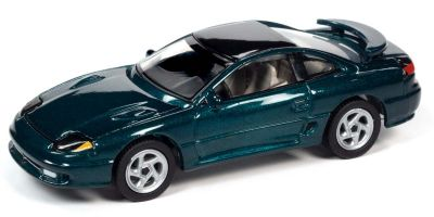 AUTO WORLD 1/64scale 1992 Dodge Stealth R / T Twin Turbo Emerald Green / Black Roof  [No.AWSP063B]