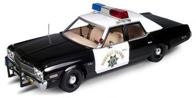 AMERICAN MUSCLE 1/18scale 1975 Dajjimonako patrol car (CHiPs / Dai: Chips)  [No.AWSS112]