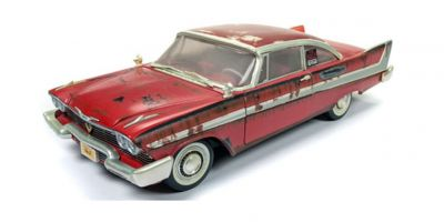 "AMERICAN MUSCLE 1/18scale ""Christine"" 1958 Plymouth Fury (Dirty Version)   [No.AWSS119]"