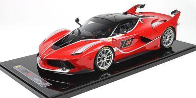 BBR 1/12scale Ferrari FXX K No.10 with Abu Dhabi 2014 case limited 300pcs  [No.BBR1204]