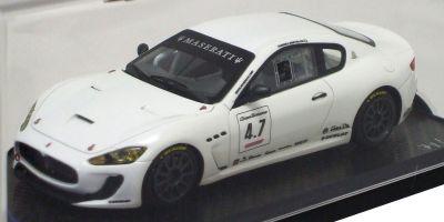 BBR 1/43scale Maserati MC CONCEPT Monza 2008 PRESS White [No.BBRC02A]