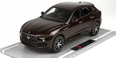 BBR 1/18scale Maserati Levante Geneva Motor Show 2016 Rame (Dark brown) limited 199pcs  [No.BBRC1809B]