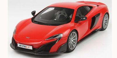 BBR 1/18scale McLaren 675 LT Delta Red [No.BBRC1814C]